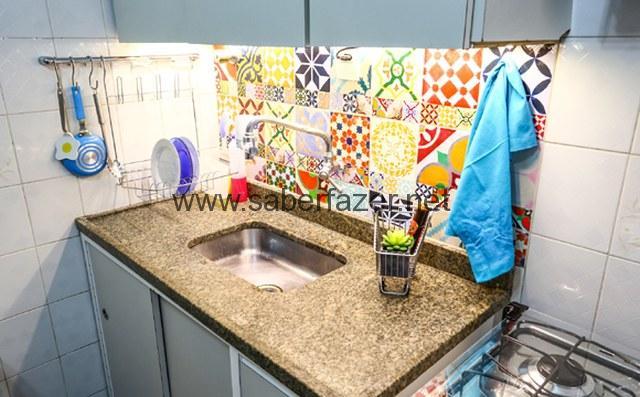 Adesivo De Onça ~ Renove o visual da sua cozinha gastando 10 X R$ 75 u2013 Saber Fazer