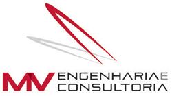 Logo MV Engenharia